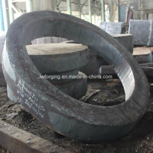 Drawings Forged Ring ISO9001 Metallurgical Machine Parts pictures & photos