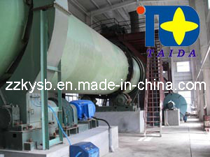 Lignite Rotary Dryer (TDHM-150)