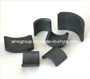Hard Ferrite Motor Magnet pictures & photos