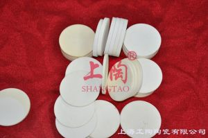 99% Alumina Ceramic Solid Flat Plate pictures & photos