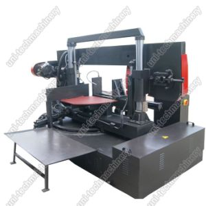 Horizontal Swivel Double Column Band Sawing Machine (GR-330) pictures & photos