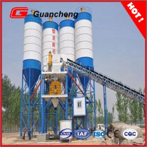 Factory Directly Sale Stationary Concret Batching Plant Hls90 in China pictures & photos