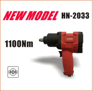 Heavy Duty Air Impact Wrench with 1100nm Max Torque (Hn-2033) pictures & photos