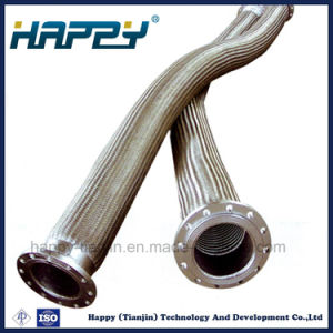 Stainless Steel High Pressure Rubber Mining Hose with Fittings pictures & photos