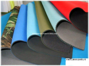 Neoprene Fabrics for Diving Suit Surfing Suit pictures & photos