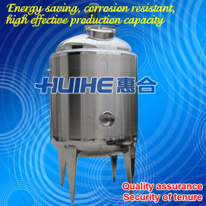 Stainless Steel Tank (Mixing tank) for Milk pictures & photos