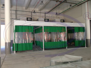 Pereration Station/ Sanding Booth for Polishing Wld-PS-B3 pictures & photos