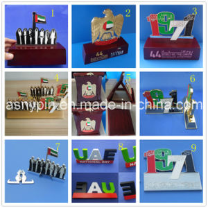 UAE Trophies Victory Hand Falcon Sheikhs Wooden Plaques pictures & photos