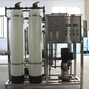 China Supplier Kyro-500 User-Friendly Water Treatment Plant/RO Plant pictures & photos