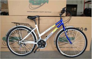 Cheap 26 Inch 18 Speed Mountain Bike/Hybrid Bike (YK-MTB-074)