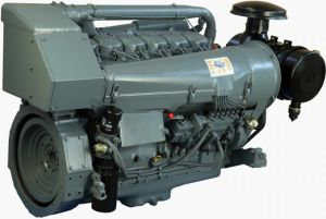 Air Cooled Diesel Engine (BF6L913) pictures & photos
