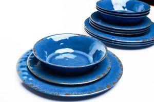 Melamine Crack Plate Bowl Dinnerware Set Dinnerware pictures & photos