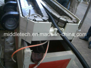 Single Wall PE/PP Corrugated Pipe Production/Extrusion Line pictures & photos