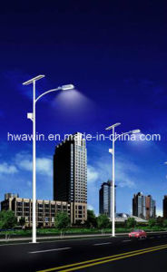 CE, RoHS, CCC Approved Solar Street Light pictures & photos