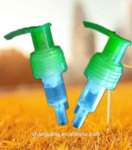 Non Spill PP Plastic Switch Pump for Bottles 20/410 pictures & photos