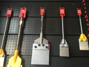Flat Chisel for Electric Pick (JL-DBEF) pictures & photos