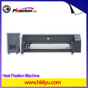 Textile, Polyester, Flag Printer Heater for Sublimation Transfer, Heater Fixation Machine (HF-1800N) pictures & photos