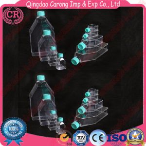 Disposable Sterile Laboratory Cell Culture Flask pictures & photos
