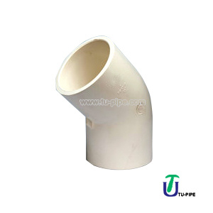 UPVC 45° Elbows Bs 4346 / Bs 6920 / Bs 3505 pictures & photos