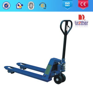 2015 Good Quality Forklift Hand Pallet Truck pictures & photos