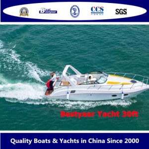 Bestyear Cheaper Yacht of 30FT pictures & photos