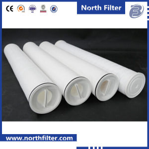 PP Pleated High Flow Rate Filter Cartridge pictures & photos
