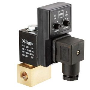 Timer Controlled Solenoid Valve (CS-720) pictures & photos