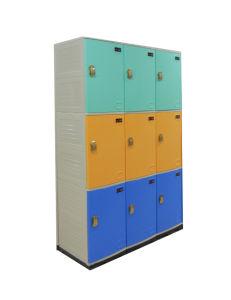ABS Plastic Waterproof Storage Locker Js38 pictures & photos