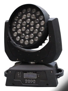 36PCS 10W Quad-RGBW LED Wash Light Moving Head