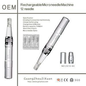 Rechargeable Microneedle Pen Machine Derma Pen Dermapen 3 pictures & photos