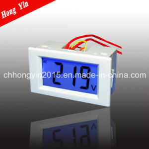 2015 Hot Product Digital Panel Voltage Meter pictures & photos