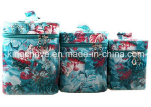 Latest Hot Fashion PU Cosmetic Bag (three PCS per set) (KCC236) pictures & photos