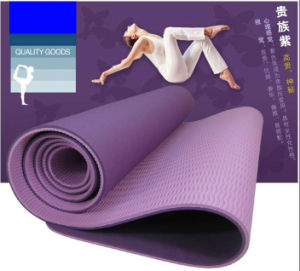 Thick Exercise Yoga Mats with Yoga Bag pictures & photos