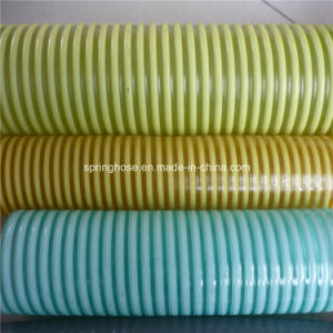 PVC Transport Water Suction Hose pictures & photos