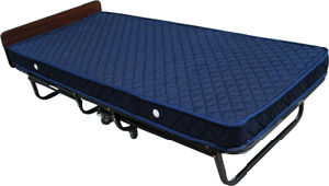 Hotel Folding Add Bed with Wheels (KW-C59C) pictures & photos