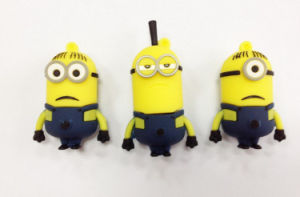 Free Mould Cost Cartoon USB Storage Custom USB Drives pictures & photos