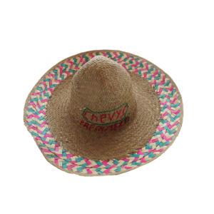 Promotional Plain Sombrero Hats Wholesale (GKA01-Q0117) pictures & photos