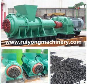 Pulverized Coal Rods Extrusion Machine pictures & photos