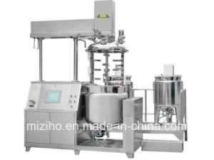 Vacuum Emulsifying Mixer in Chemical Care Products pictures & photos