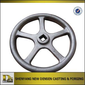 Handwheel for Valve, Ductile Iron 65-45-12, Sand Casting pictures & photos
