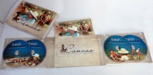 Professional Disk Replication in Paper Printing Set Packaging Service pictures & photos