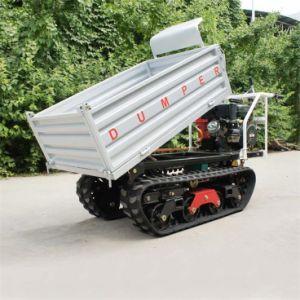 Mini Crawler Type Remote Control Garden Truck Dumper