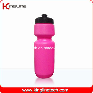 Plastic Sport Water Bottle, Plastic Sport Bottle, 750ml Plastic Drink Bottle (KL-6716) pictures & photos