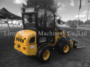 New Design CS908 Small Wheel Loader From Professional Manufacturer