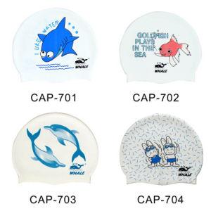 Silicone Swimming Caps for Children (CAP-700) pictures & photos