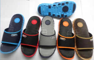 New Style Men EVA Slipper Sandal Beach Slipper (XC-1315-1) pictures & photos