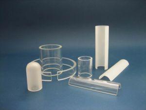 Custom Made Borosilicate Glass Tube