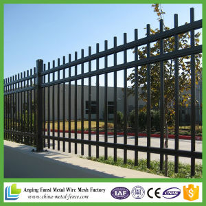 Galvanized High Security Steel Fence pictures & photos
