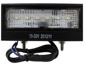 DC10-30V 3528 LED License Plate Lamp pictures & photos