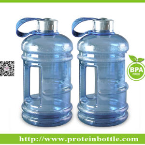 2.2 Tritan Plastic Water Jug with Lids OEM Plastic Bottle pictures & photos